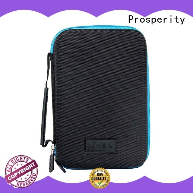 Prosperity new earphone bag vendor for brushes
