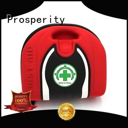 Prosperity portable EVA case disk carrying case for hard drive