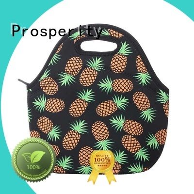 Prosperity bottle wholesale neoprene bags carrier tote bag for sale