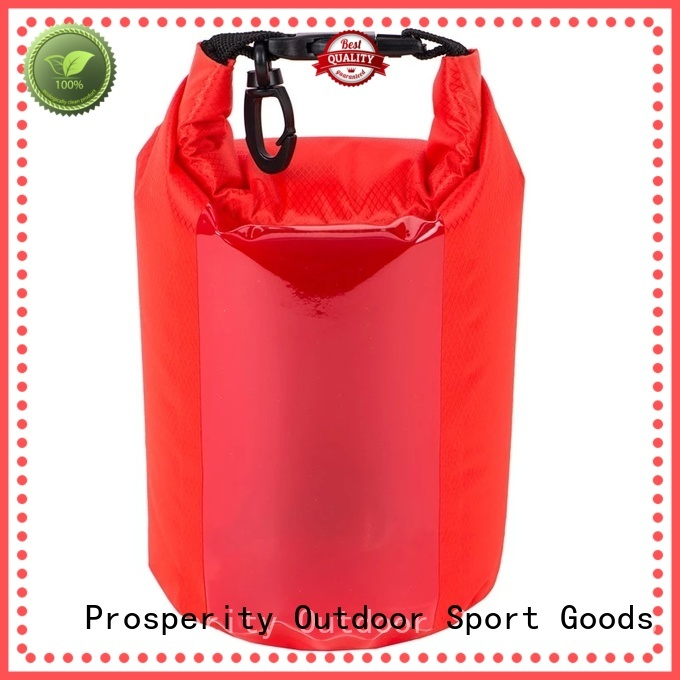 Prosperity dry bag manufacturer open water swim buoy flotation device