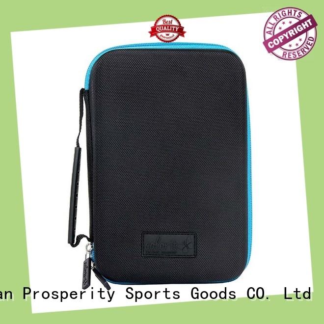 Prosperity large eva travel case speaker case for brushes