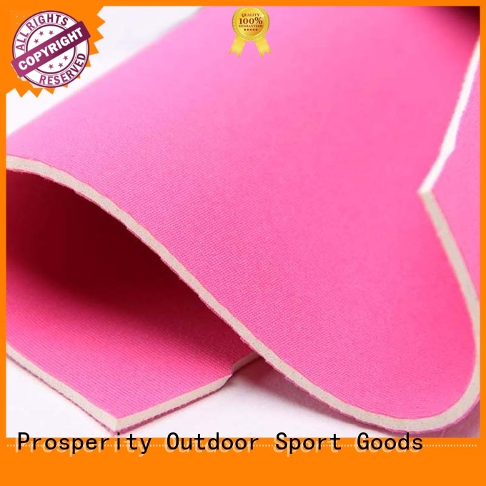 Prosperity neoprene rubber sheet wholesale for knee support