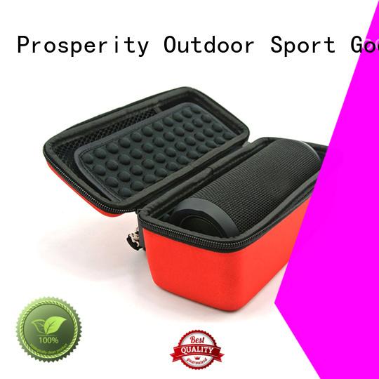 Prosperity pu leather eva camera case for switch