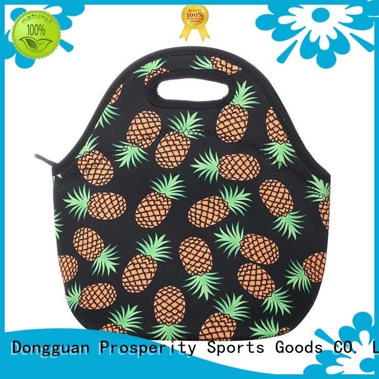 Prosperity bag neoprene carrying case for hiking