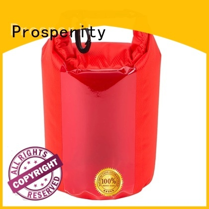 Prosperity outdoor waterproof container distributor for fishing