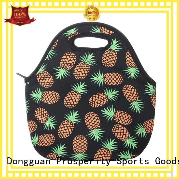 Prosperity cooler neoprene bags carrier tote bag for sale
