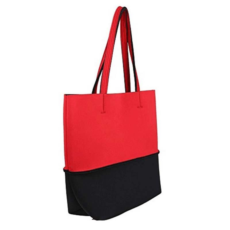 Fashion neoprene beach  tote bags  for travel and hiking-1