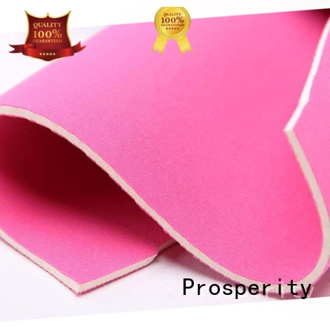 Prosperity neoprene fabric suppliers manufacturer for knee support