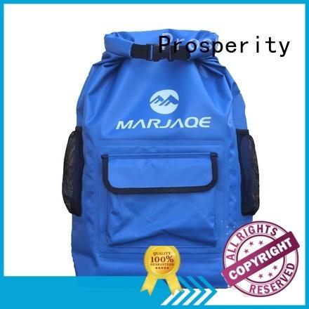 Prosperity sport dry bag manufacturer for boating