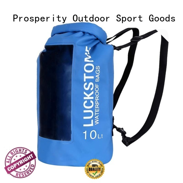 Prosperity heavy duty best dry bag manufacturer for rafting