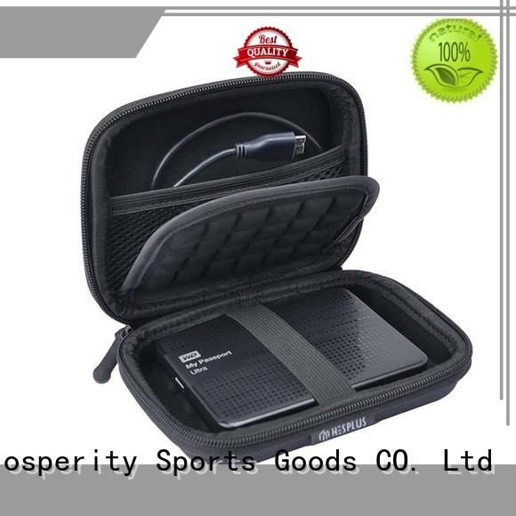 Prosperity eva protective case glasses travel case for pens