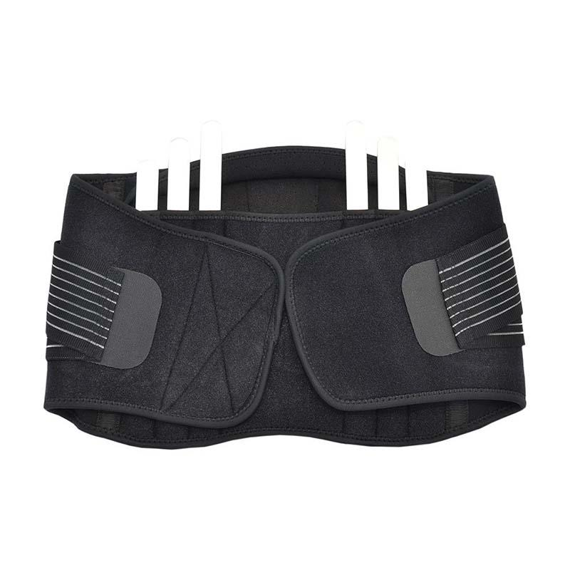 Prosperity adjustable sport protect waist for squats-2