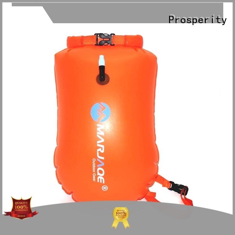Prosperity bulk waterproof bag for beach vendor for rafting