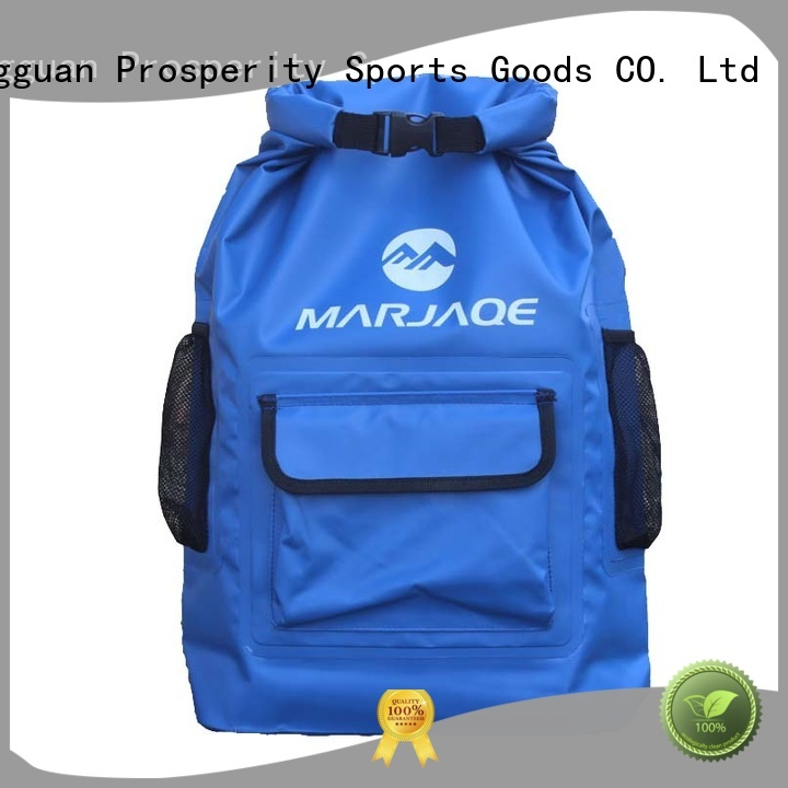 Prosperity outdoor dry bag manufacturer for fishing