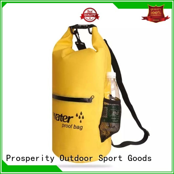 Prosperity dry pack manufacturer for rafting