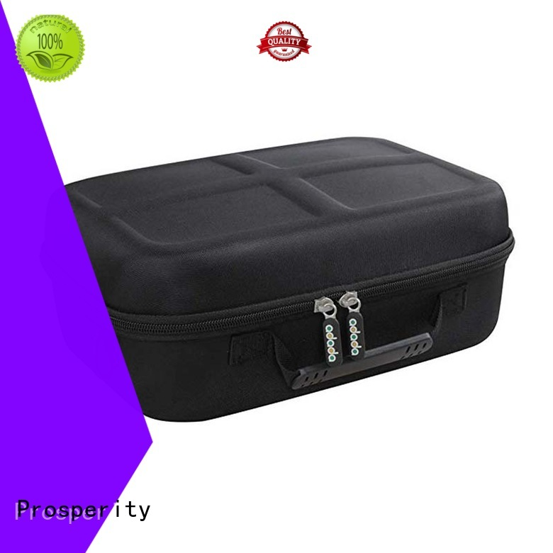 Prosperity eva carrying case pencil box for gopro camera