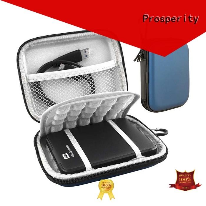 Prosperity eva foam case medical storage for hard drive