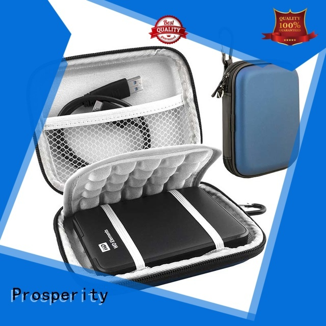 portable eva tablet case pencil box for hard drive Prosperity