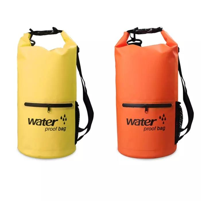 Prosperity dry pack bag manufacturer open water swim buoy flotation device-1