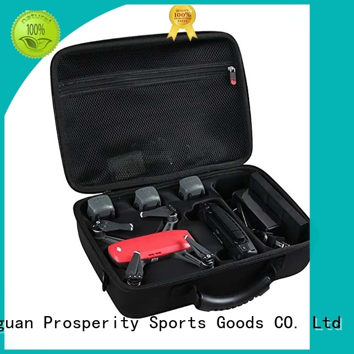 Prosperity carrying case company for brushes