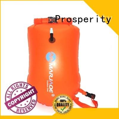 light dry bag backpack with adjustable shoulder strap for fishing