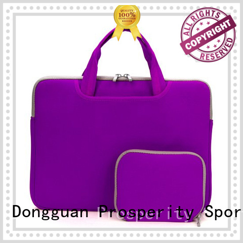 Prosperity Neoprene bag with accessories pocket for sale