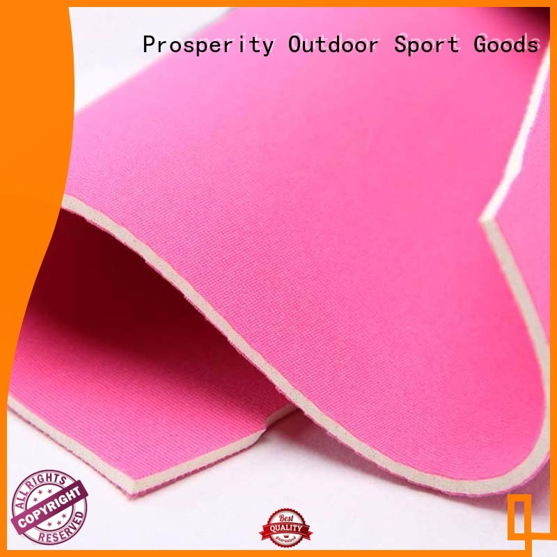 Prosperity neoprene fabric suppliers sponge rubber sheet for bags