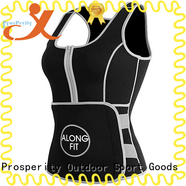 Prosperity steel stabilizers sport protection waist for basketball