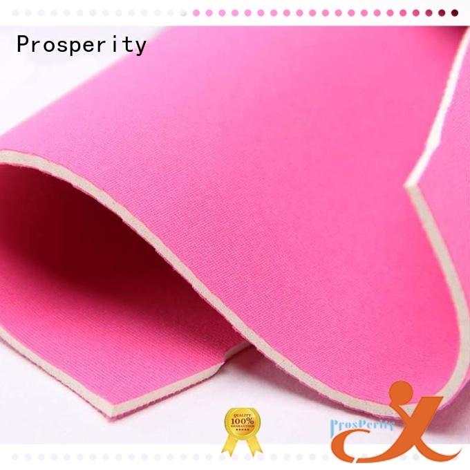 Prosperity hook neoprene fabric sheets wholesale for wetsuit