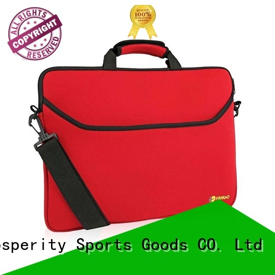 Prosperity bulk neoprene laptop sleeve wholesale for travel