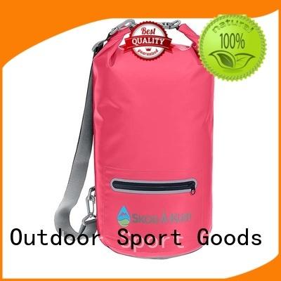 Prosperity sport waterproof fishing bag factory for fishing