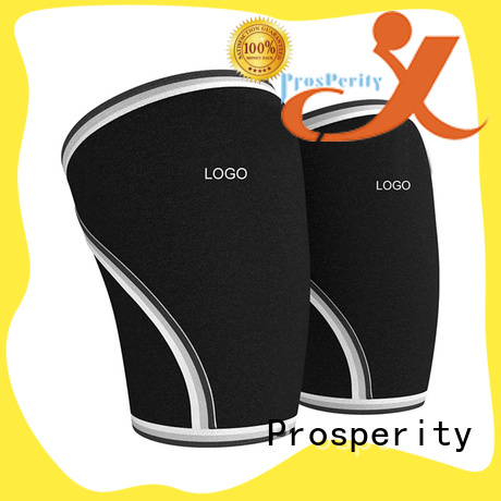Neoprene compression knee braces, great support for cross training, weightlifting, powerlifting, squats, basketball