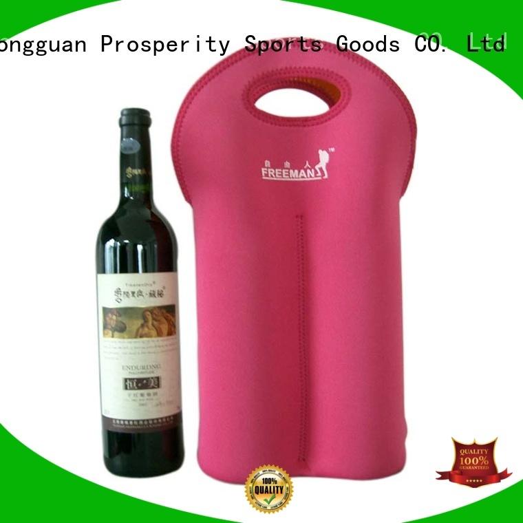 Prosperity sleeve wholesale neoprene bags carrier tote bag for travel