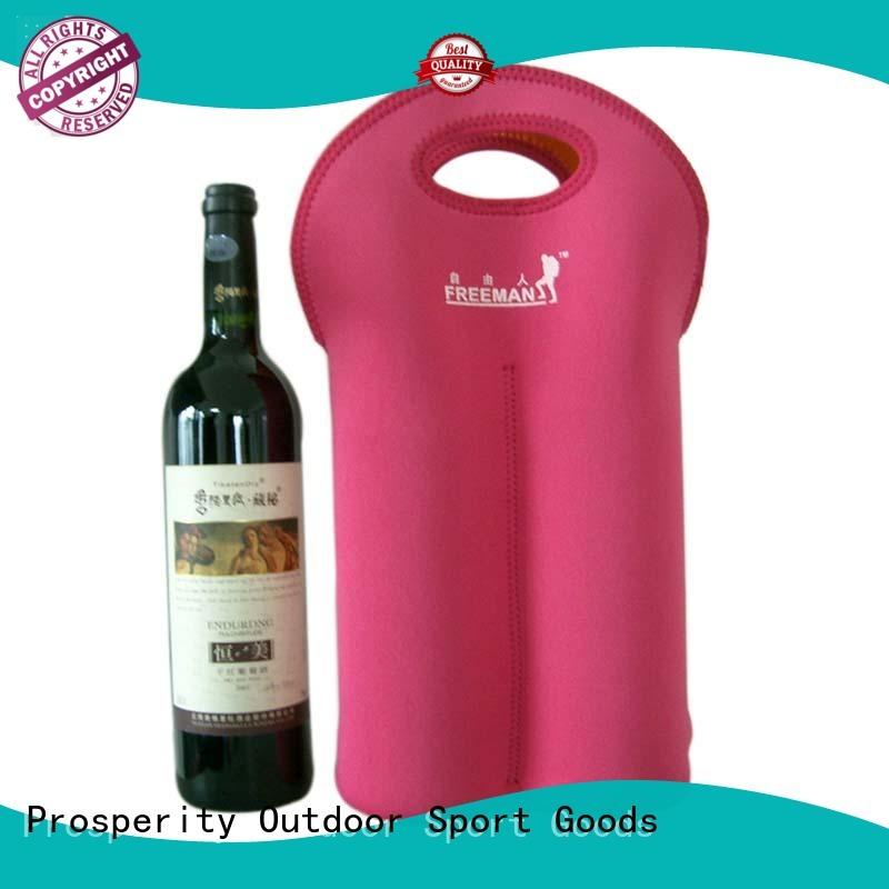 customized neoprene bags water bottle holder for sale