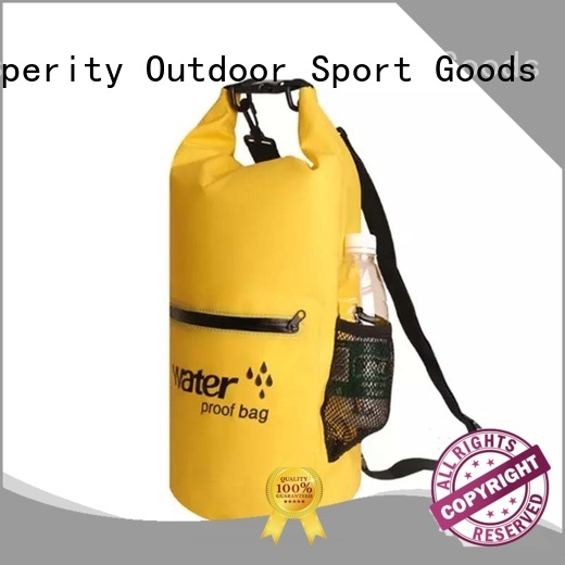 Prosperity Waterproof dry bag manufacturer for kayaking