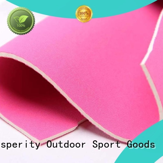 waterproof neoprene rubber sheet sponge rubber sheet for knee support