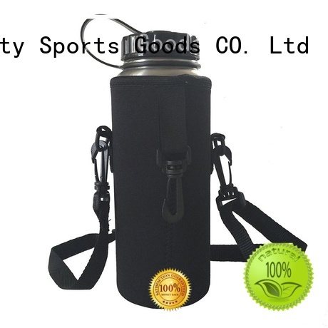 Prosperity neoprene tote bag with accessories pocket for hiking