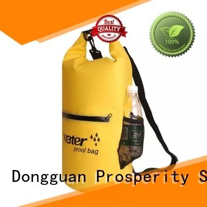 Prosperity outdoor waterproof backpack for kayaking for sale open water swim buoy flotation device