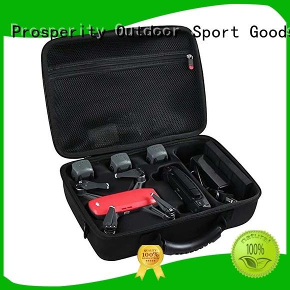 Hard eva travel black case fits portable mini drone