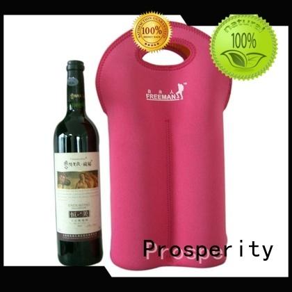 neoprene wine tote beach tote bags for travel Prosperity