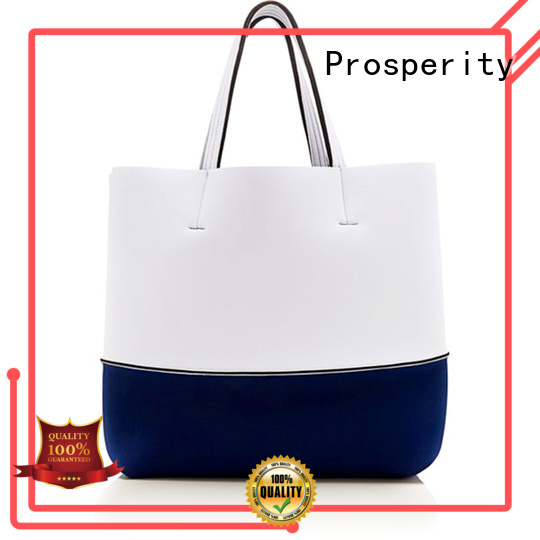 Prosperity neoprene bags with accessories pocket for sale