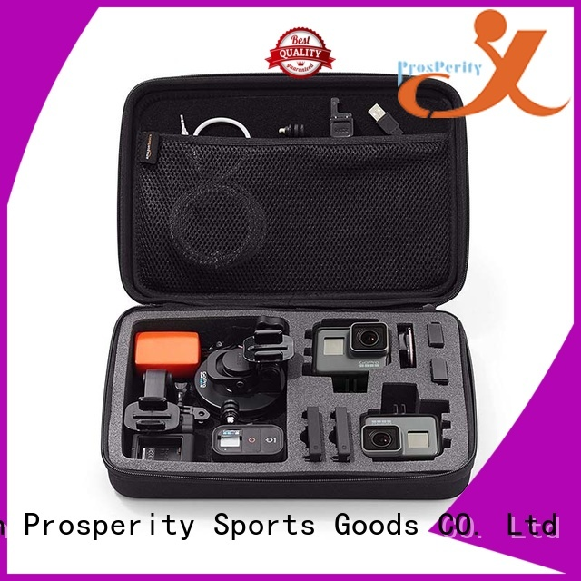 Prosperity headphone carry bag distributor for brushes