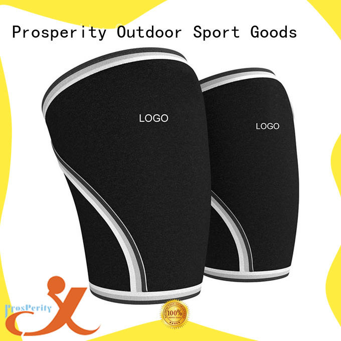 Prosperity lumbar support sport with adjustable shaper for basketball