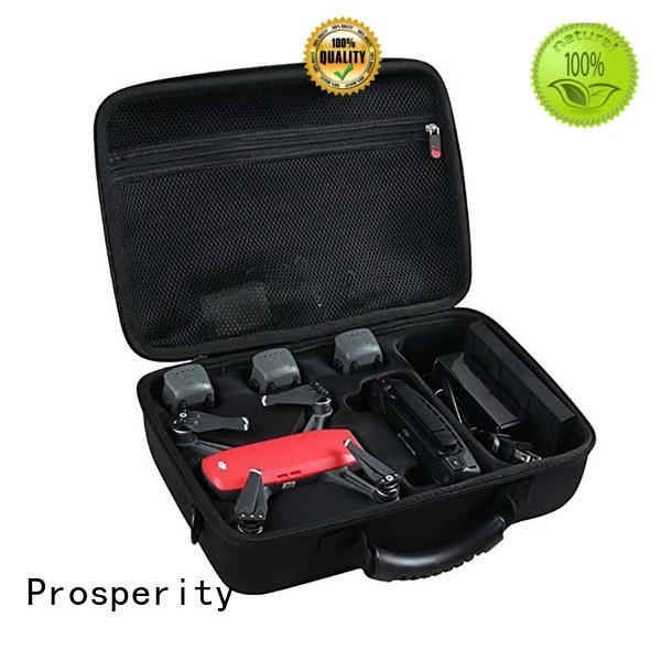 Prosperity deluxe eva zip case medical storage for pens
