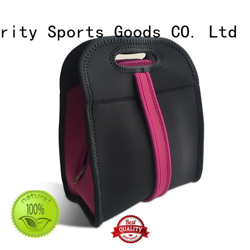 Prosperity small neoprene bag with accessories pocket for hiking