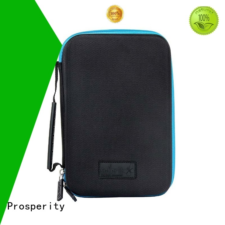 Prosperity eva foam case speaker case for pens
