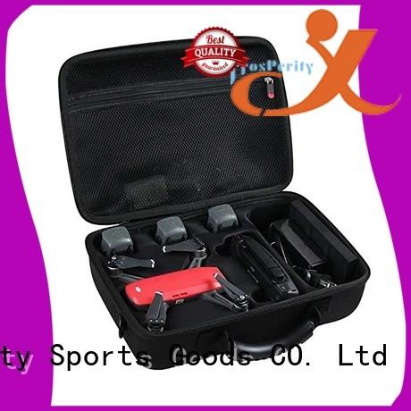 large eva bag speaker case for brushes