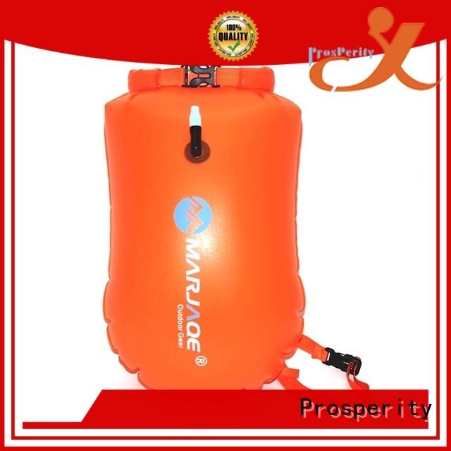 polyester dry bag backpack manufacturer for rafting