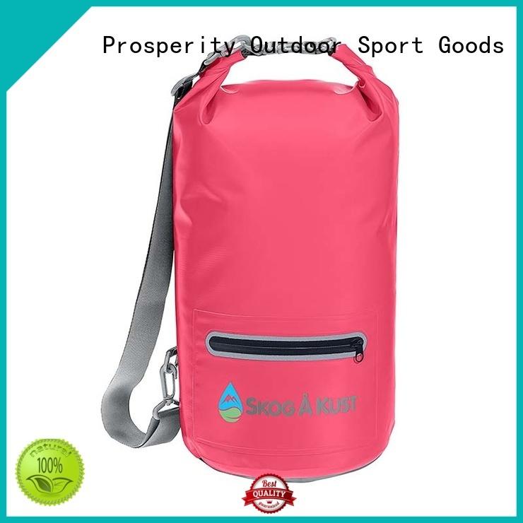 Prosperity sport drybag manufacturer for rafting
