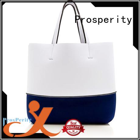 Prosperity customized custom neoprene bags vendor for travel